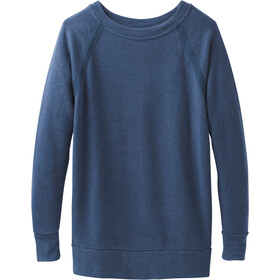 Prana Cozy Up Sweatshirt Dam equinox blue heather